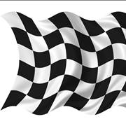 Racing Flag - Chequered Flag